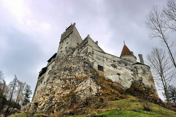 Romania Fortress Bran Castle Castelul Bran